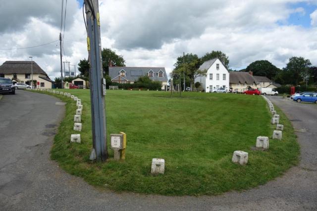 Ashwater village green