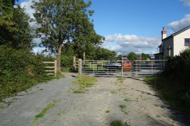 Venndown Gate Crossing