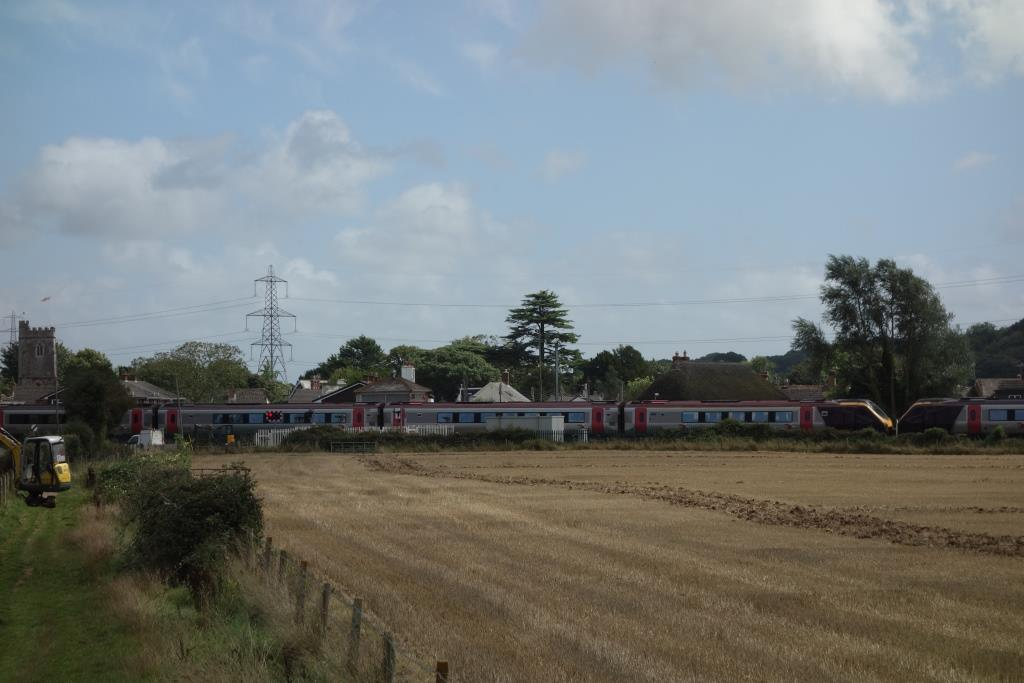 Stoke Canon Crossing