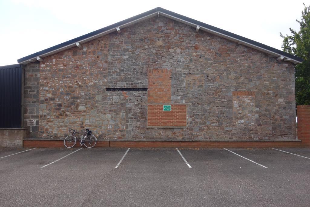 Tiverton goods shed