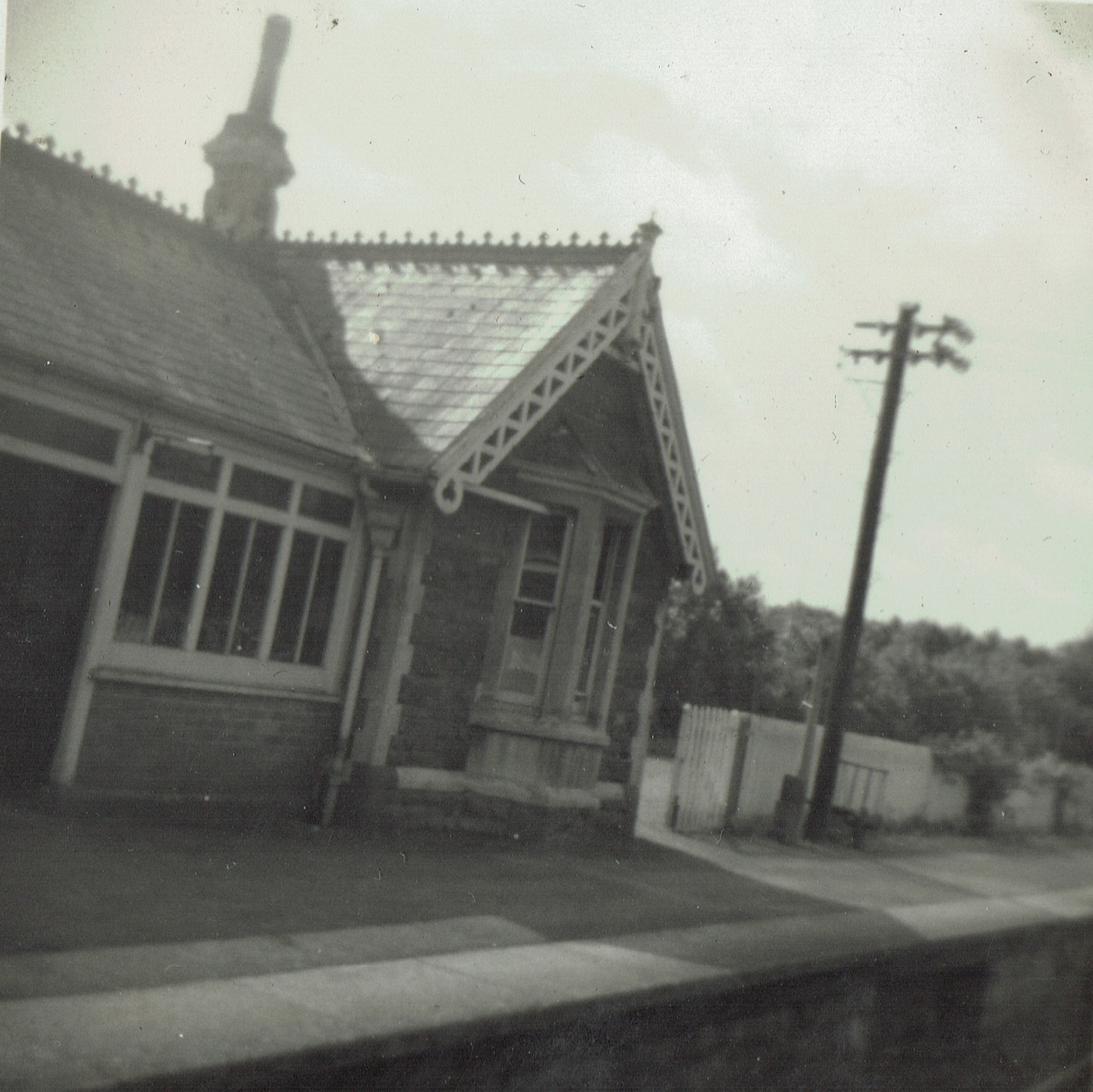 Cadeleigh Station