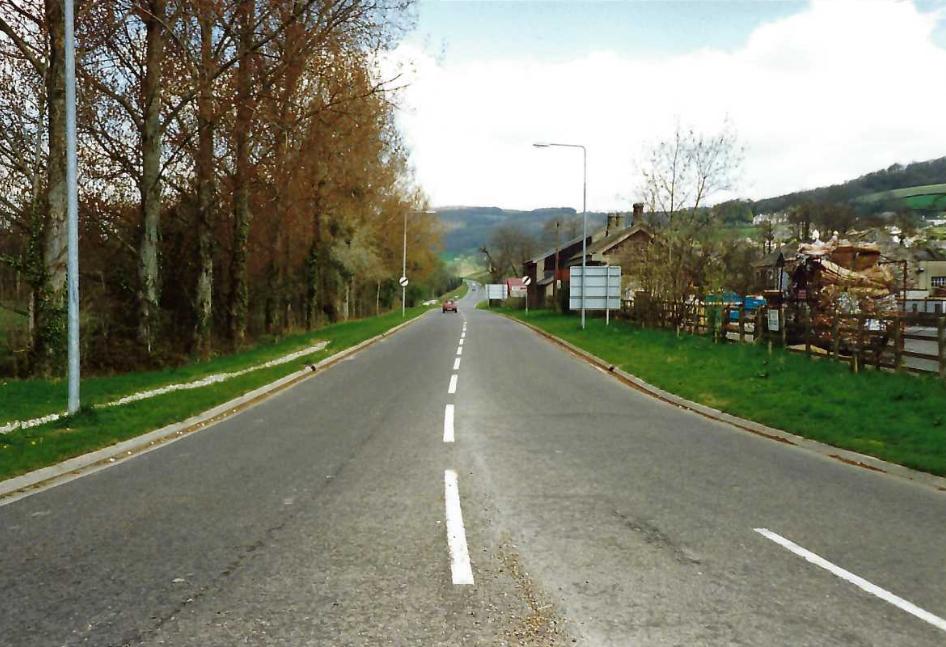 Bovey Station, 1991