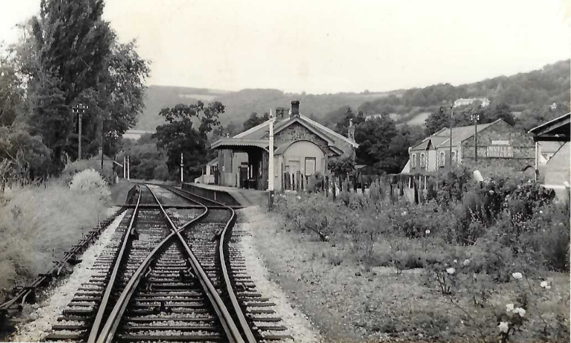 Bovey Station