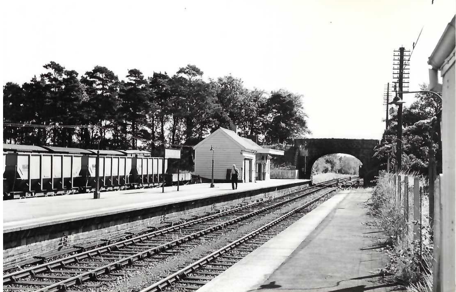 Heathfield Station