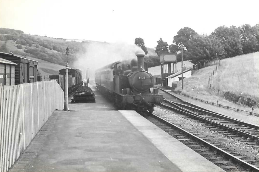 Moretonhampstead Station