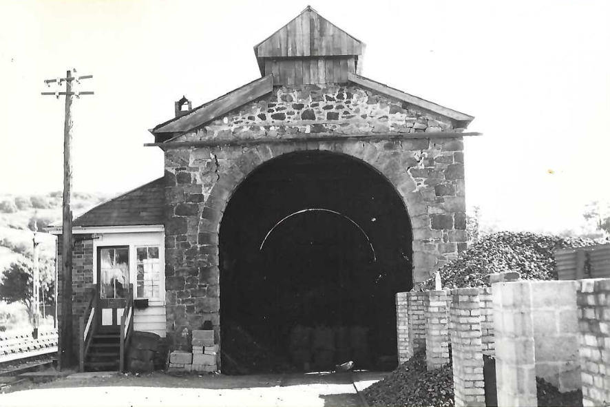 Moretonhampstead Locomotive Shed