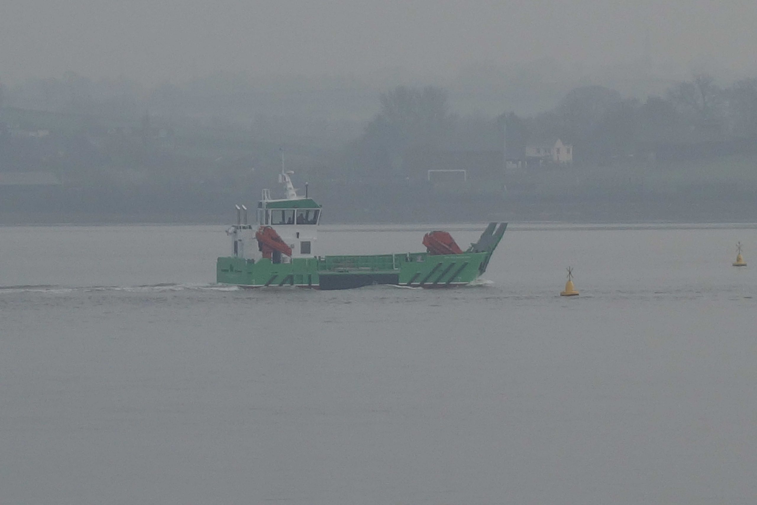 Landing craft, Exton