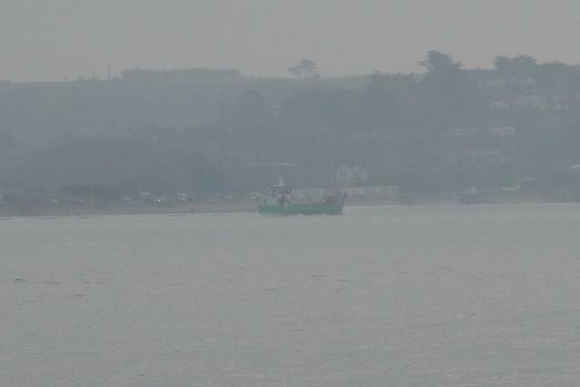 Landing craft, Exmouth