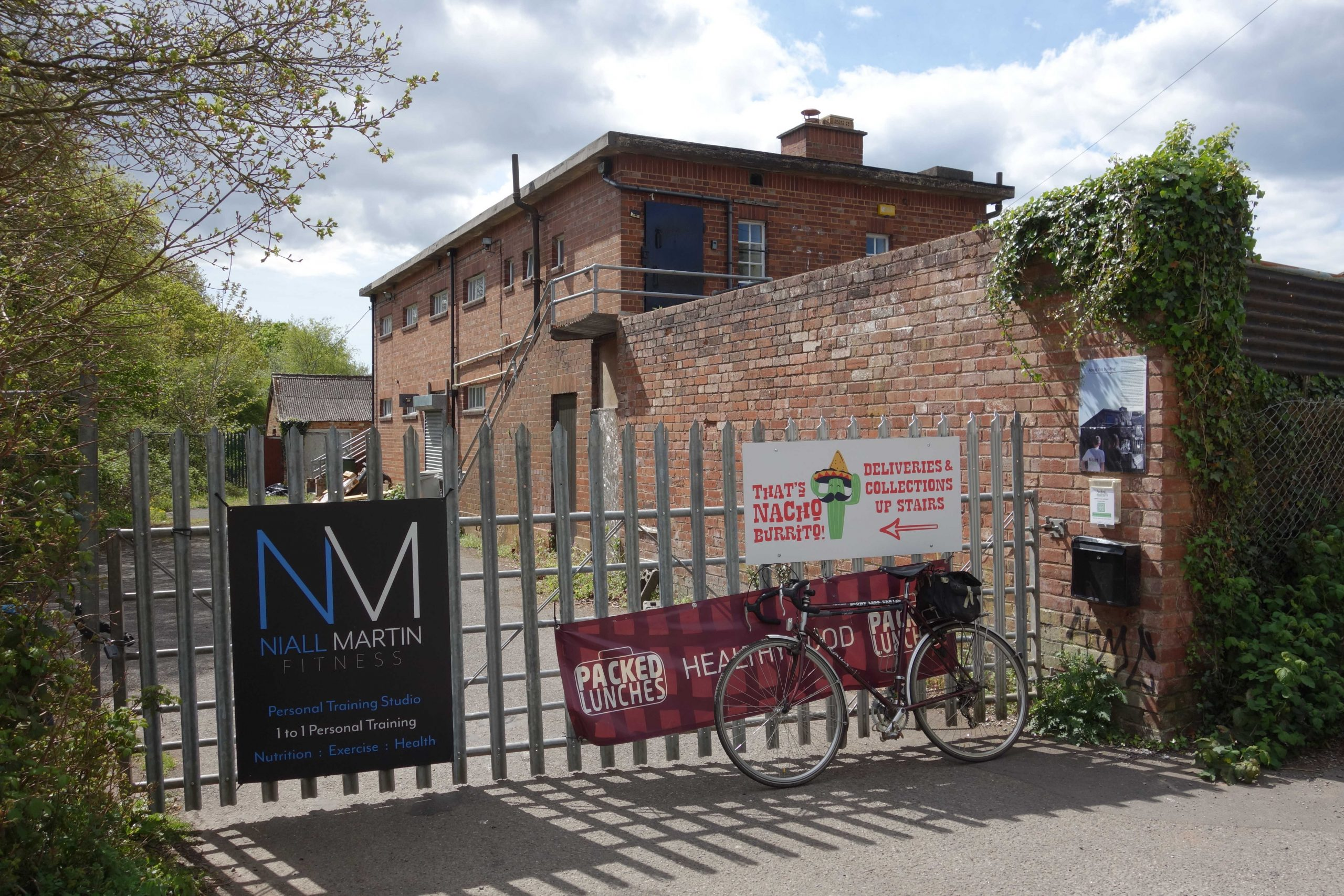 Whipton Decontamination Centre