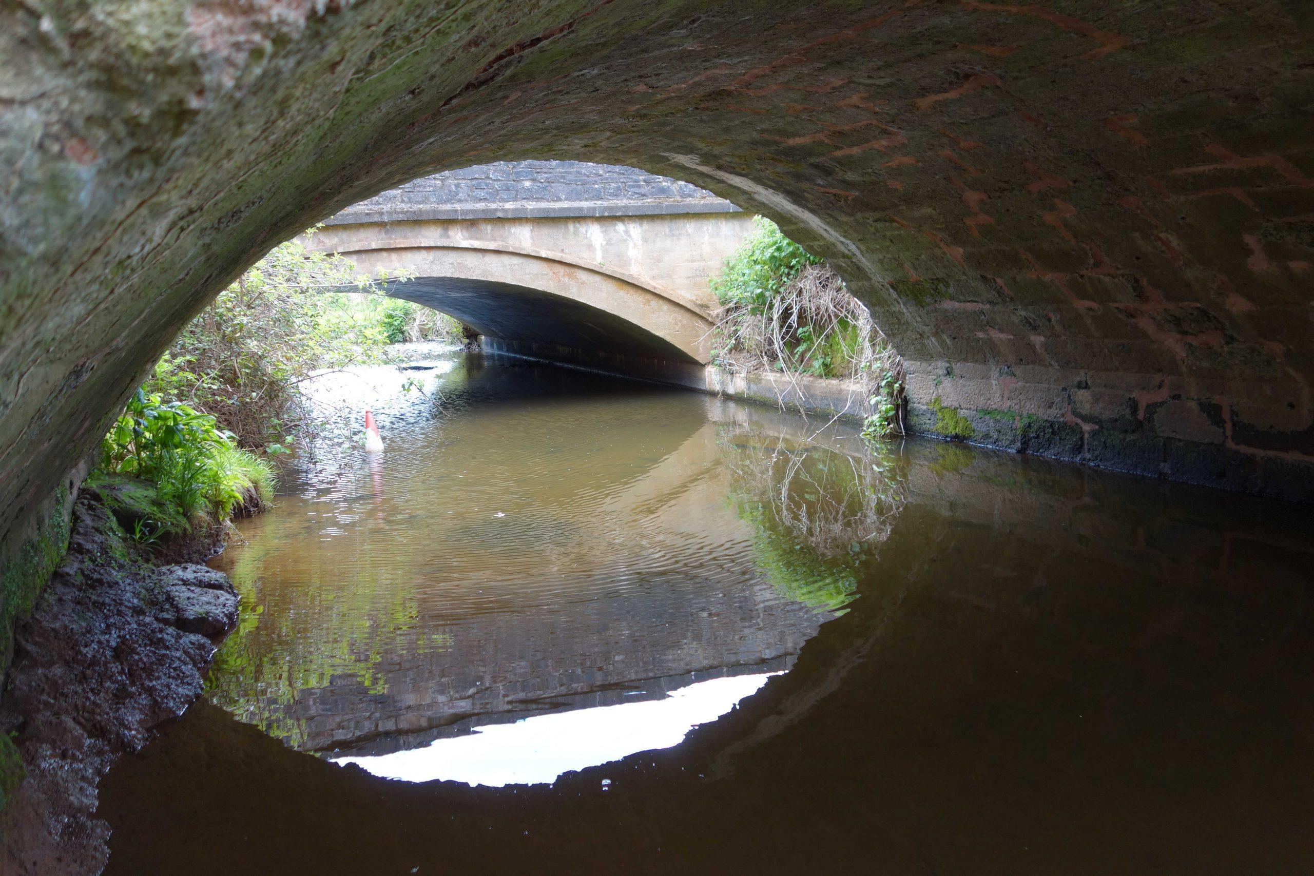 Rockbeare bridges