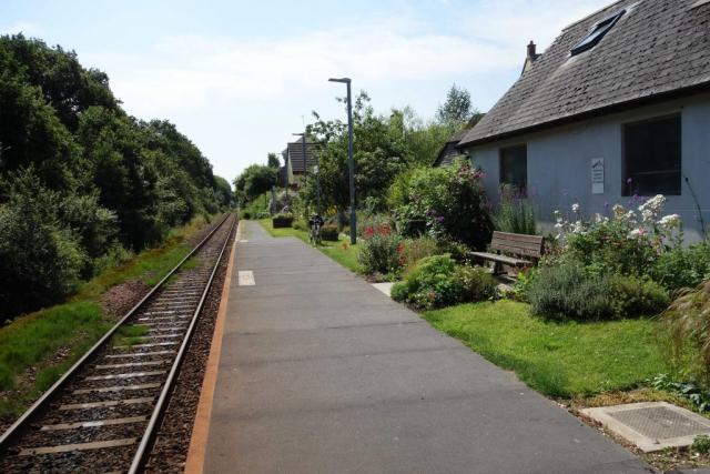 Copplestone Station